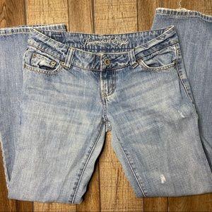 American Eagle Favorite Boyfriend Jeans 4 Short